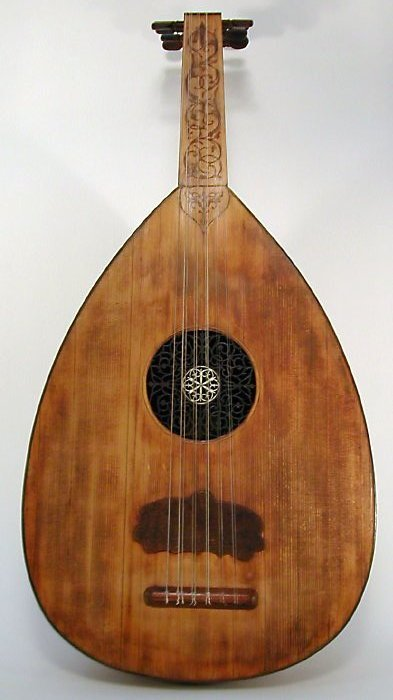 Learn to play the Oud instrument via Skype
