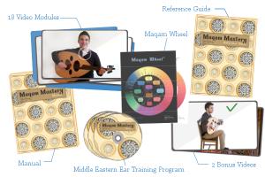 Maqam Mastery, Mastery Package
