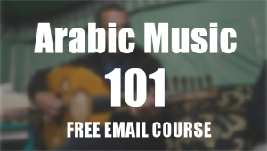 learn arabic music
